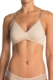 Hanes Ultimate Comfy Support Wirefree Bra