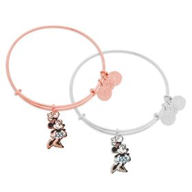 Disney Minnie Mouse Bangle by Alex and Ani