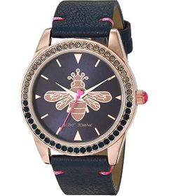 Betsey Johnson Queen Bee Dial Watch