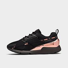Women's Puma Muse X-2 Casual Shoes