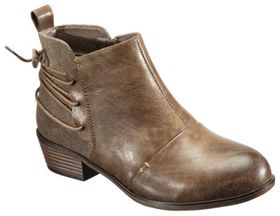 Natural Reflections Kenlee Side-Zip Boots for Ladi