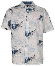RedHead Marlin Crosshatch Short-Sleeve Shirt for M