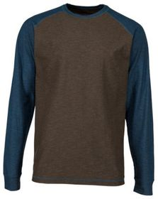 RedHead 5 Points Long-Sleeve Crew Shirt for Men