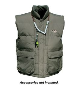 Drake Waterfowl Systems LST Down Vest with Magnatt