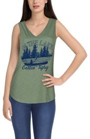 Natural Reflections Gettin' Tipsy Tank Top for Lad