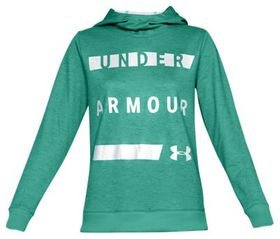 Under Armour Synthetic Fleece Pullover Hoodie for