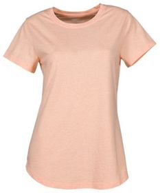 Natural Reflections Everyday Short-Sleeve Crew Nec