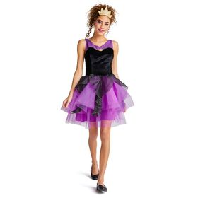 Disney Ursula Costume with Tutu for Adults – The L