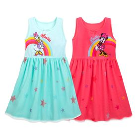 Disney Minnie Mouse and Daisy Duck Nightshirt Set