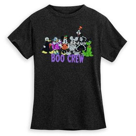 Disney Mickey Mouse and Friends Halloween T-Shirt