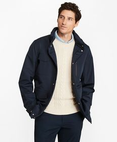 Brooks Brothers Water-Repellent Walking Coat