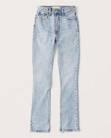 90s High Rise Skinny Jeans, LIGHT WASH