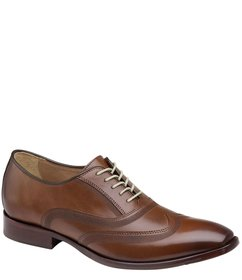 Johnston & Murphy McClain Leather Wingtip Oxford D