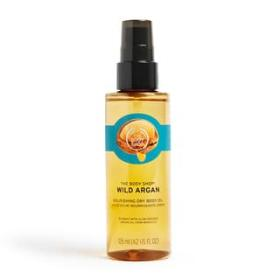 Wild Argan Oil Nourishing Dry Body Oil
