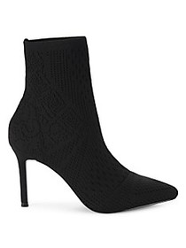Charles by Charles David Venus Point Toe Sock Boot