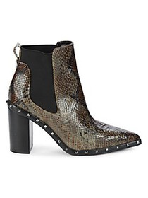 Charles by Charles David Dodger Snakeskin-Embossed