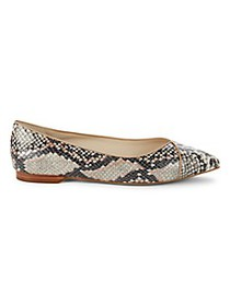 Cole Haan Braylee Skimmer Leather Flats