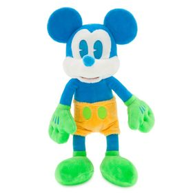Disney Mickey Mouse Neon Plush – Small – 12''
