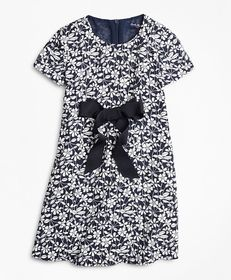 Brooks Brothers Girls Floral Dress