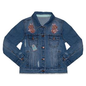 Disney Belle Denim Jacket for Girls