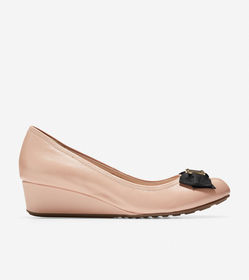 Cole Haan Tali Soft Bow Wedge