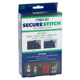 38425274 - As Seen On TV! Secure Stitch 7pc. Set -
