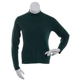 Womens Napa Valley Long Sleeve Mock Neck Sweater