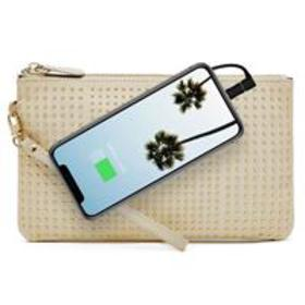 Mighty Purse Wristlet with Built-In Phone Charger,