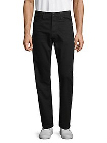 G-Star RAW Straight-Fit Cotton Pants