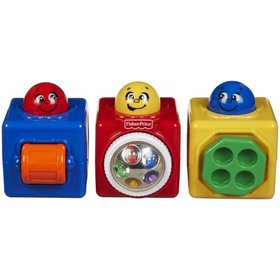 Fisher-Price Bright Beginnings Stacking Action Blo