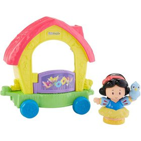 Fisher-Price Little People Disney Princess Parade