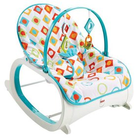 Fisher-Price Infant-to-Toddler Rocker - Geo Diamon