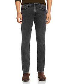 J Brand - Kane Straight Fit Jeans in Keckley Graff