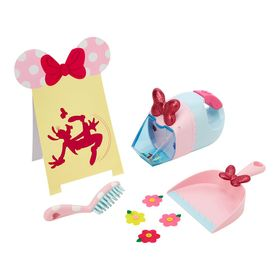 Disney Minnie Mouse Vacuum Cleanup Play Set