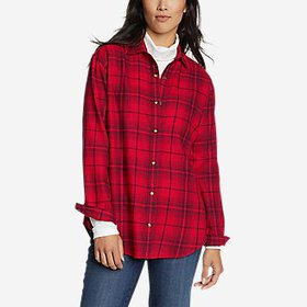 Women's Fremont Flannel Snap-Front Shirt