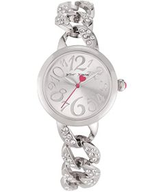 Betsey Johnson Little Links Watch