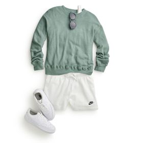 Women's Athleisure Love Outfit