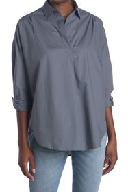 French Connection Rhodes Poplin Shirt