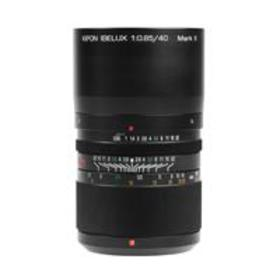 Kipon IBELUX 40mm f/0.85 Lens for Leica SL (Black)