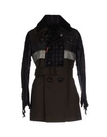 DSQUARED2 - Double breasted pea coat
