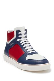 French Connection Bartelemy Colorblock Leather Hig