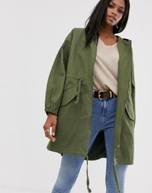 ASOS DESIGN lightweight parka