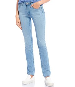 Levi's® 724 32#double; Inseam High Rise Straight J