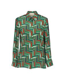 GUCCI - Patterned shirts & blouses