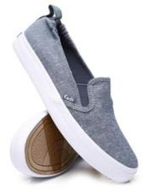 Keds darcy chambray slip on sneakers