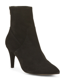 FREE PEOPLE Made In Spain Willa Leather Ankle Boot