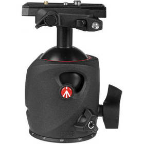 Manfrotto 057 Magnesium Ball Head with 501PL Quick