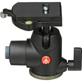 Manfrotto 468MG Hydrostatic Ball Head with 410PL Q