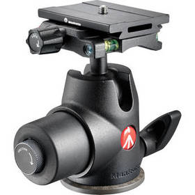Manfrotto 468MG Hydrostatic Ball Head with MSQ6PL