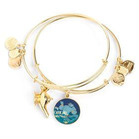 Disney Genie and Genie Lamp Bangles by Alex and An